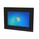 "MEDIA Multi Touch Panel PC (Win 10) 12,1"" Wide, PCAP Vollglasfront"